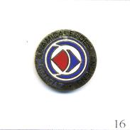 PIN'S Entreprise - Primagaz / Amicale Des Anciens. Non Estampillé. EGF. T543-16 - Marcas Registradas