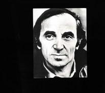 CPSM-Charles Aznavour-Barclay-Photo Pietro Pascuttini - Artiesten