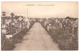 Adinkerke - Cimetière - Vue D'ensemble - WW1 - Oorlog / Guerre 1914-18 - De Panne