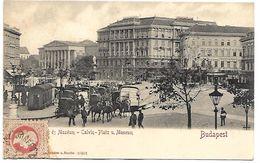 HONGRIE - BUDAPEST - Muzeum - Hongrie