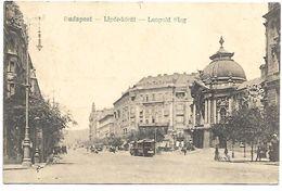 HONGRIE - BUDAPEST - Lipot Korut - Hongrie