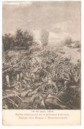 Boortmeerbeek - Charge Des Belges à Boortmeerbeek - Sortie Victorieuse De La Garnison D'Anvers - WW1 - Oorlog 1914-18 - Boortmeerbeek