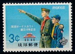 [66689] Ryukyus 1965 Scouting Jamboree Pfadfinder  MNH - Scouting