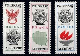 [66713] Poland 1969 Scouting Jamboree Pfadfinder  MNH - Scouting