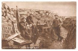 Diksmuide / Dixmude - Le Poste De Secours Du Boyau Du Rail - Fotokaart - WW1 - Oorlog / Guerre 1914-18 - Diksmuide
