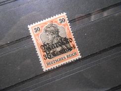 D.R.Mi 51y  35Cauf30Pf*/MLH - Deutsche Auslandspostämter ( MAROKKO ) 1911 -  Mi 30,00 - Offices: Morocco