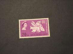 GUYANA BRIT. - 1962 FAME (tematiche Varie) - NUOVO(++) - Guayana Británica (...-1966)
