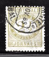 Portugal 1876 SC# P1 (2) - Used Stamps