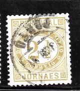Portugal 1876 SC# P1 (3) - Used Stamps