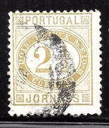Portugal 1876 SC# P1 (4) - Used Stamps