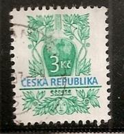 TCHEQUIE    N°   92  OBLITERE - Tschechische Republik