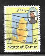 Qatar 1992 SC# 797 - Qatar