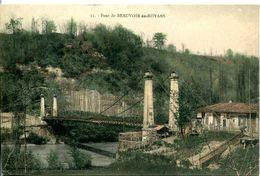Beauvoir En Royans Le Pont - France