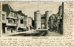 REGNO UNITO  KENT  CANTERBURY  Westgate  1903 - Canterbury