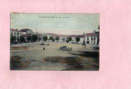 CPA - D42 - SAINT ANDRE D'APCHON - La Place - France