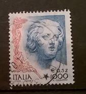 FRANCOBOLLI STAMPS ITALIA ITALY 1999 SERIE DONNE DELL'ARTE - 6. 1946-.. Repubblica