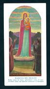 MILITARE - MADONNA DEL SOLDATO - E - PR -mm. 58 X 113 - Religion & Esotérisme