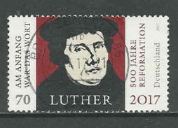 Duitsland, Mi 3300 Jaar 2017,  Hogere Waarde, Gestempeld, Zie Scan - Used Stamps