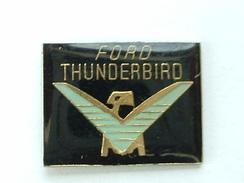Pin's FORD THUNDERBIRD - Ford