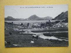 LES ANGLES. Le Lac Des Bouillouses. - France