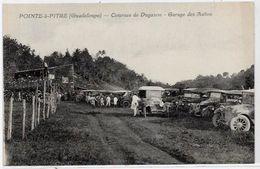 CPA Guadeloupe Non Circulé Pointe à Pitre Course Automobile Circuit Dugazon - Pointe A Pitre
