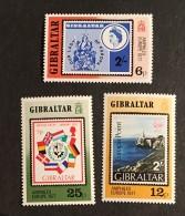 Gibraltar - MNH** 1977 - # 356/358 - Gibraltar