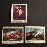 Romania - MNH** - 1976 - # 3320/3325 - 1948-.... Republics