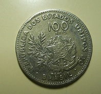 Brazil 100 Reis 1901 - Brasil