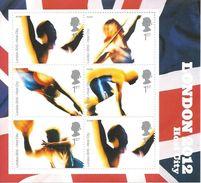 GB 2005 London 2012 (**) MNH - Blocs-feuillets