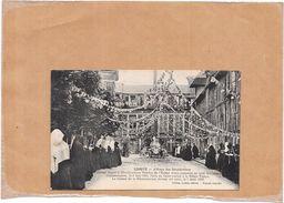 LISIEUX - 14 - Abbaye Des Bénédictines - La Chasse De La Bienheureuse Devant Cet Autel En 1923 - BERG1 - - Lisieux
