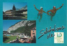Suisse  LAVEY LES BAINS - GRAND HOTEL THERMAL  CANTONAL - VD Vaud