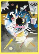 Vassily Kandinsky CENTRE 1924 - Peintures & Tableaux