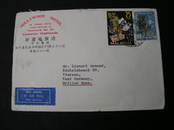 Malaya Cv. Tanam Rata 1964  Pahang Stamp - Maleisië (1964-...)