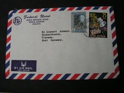 Malaya Cv. Kuala Lumpur  1964  Selangor  Stamp - Maleisië (1964-...)