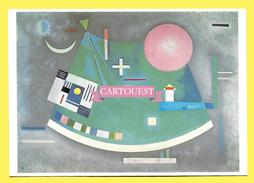 Vassily Kandinsky FLECHE Vers LE CERCLE 1930 - Peintures & Tableaux