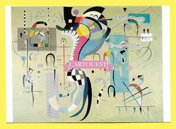 Vassily Kandinsky MILIEU ACCOMPAGNE 1937 - Peintures & Tableaux