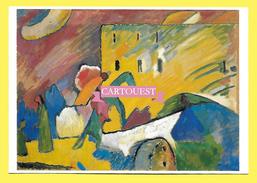 Vassily Kandinsky IMPROVISATION 3 1909 - Peintures & Tableaux