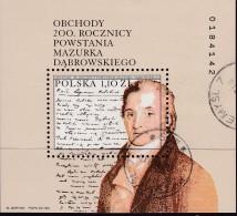 POLAND 1997 Fi Blok. 118 Used - 1944-.... République
