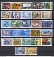 Grecia 1965. Completo ** MNH. - Greece