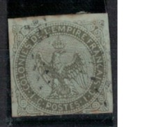 EMISSIONS GENERALES        N°  YVERT   1      OBLITERE       ( O   4182   ) - Aigle Impérial