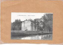 MALICORNE - 72 - Chateau De Montabon - LYO86 - - Malícorne Sur Sarthe