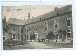 Falaen Intérieur Du Château ( TRES RARE ) - Onhaye