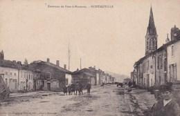 MONTAUVILLE, ENVIRONS DE PONT A MOUSSON  (dil192) - France