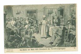 57 - METZ - Judaisme - Kol Nidre Vor METZ 1870 -  (Vorabend Des Versöhnungstages) - Hermann JUNKER -48- - Metz