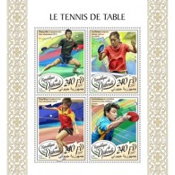 Djibouti 2017 Table Tennis - Djibouti (1977-...)