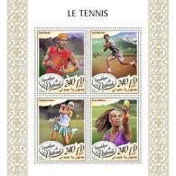 Djibouti 2017 Tennis - Djibouti (1977-...)