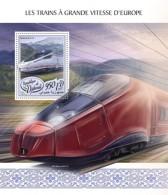 Djibouti 2017 European Speed Trains - Djibouti (1977-...)