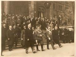 GOERING A BUDAPEST EN 1936 - Guerre, Militaire