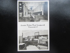 Postkarte Frankfurt - Gaststätte Zirkus Karl - Taunusstrasse - Um 1950 - Frankfurt A. Main