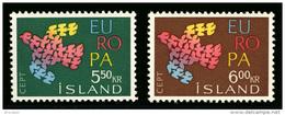 Islande 0354/55** - Europa  MNH - Europa-CEPT